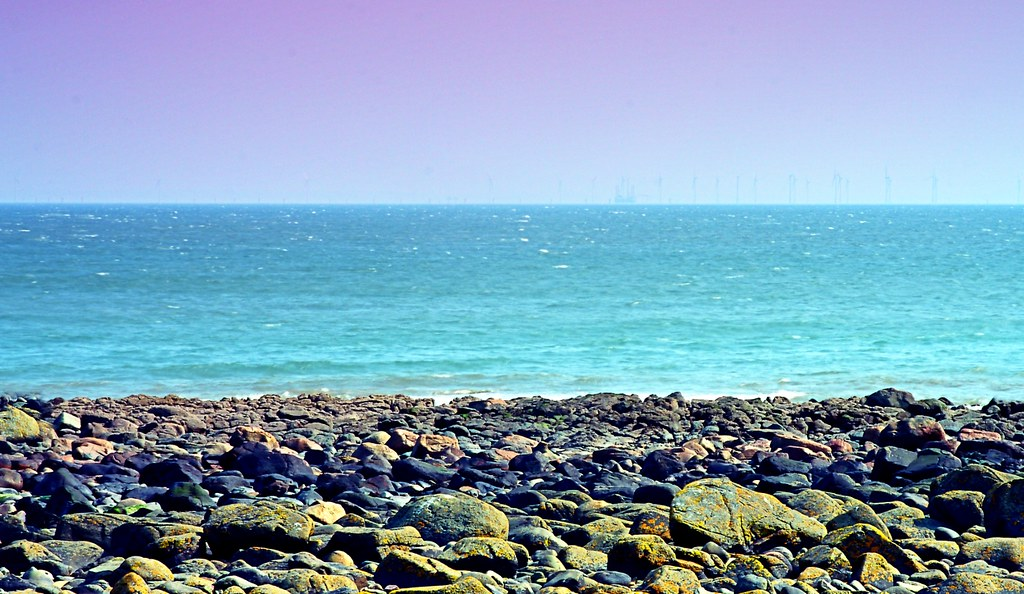 Seascape & Windfarm