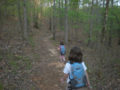 4 - Kids on the Southern Trail