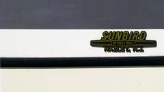 Sunbird (monkeymillions) Tags: travel logo newjersey caravan rv sunbird recreationalvehicle randomlogoproject