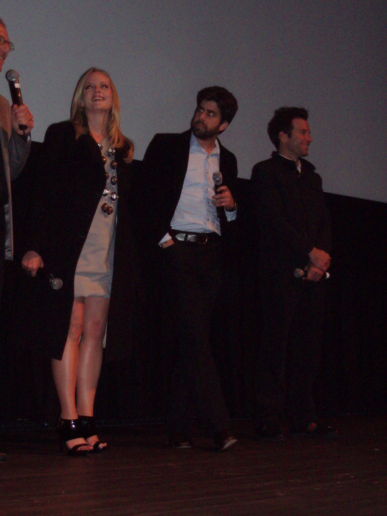 SFIFF52- 'untitled' - lovely MARLEY SHELTON, ADAM BAILEY, EION BAILEY chat on stage