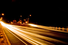 Time Travel (Anirudh..) Tags: road street pink black slr art cars night 35mm canon stars landscape gold lights golden tv long exposure slow angle action tripod wide shutter 5d usm fullframe dslr streetscape jaipur 1740 rajasthan traffice congrats blacksky agarwal 17mm anirudh 40l explored anirudhagarwal uploadnewimage