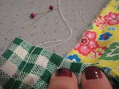 Avental: Franzido (comofaz) Tags: face diy craft apron howto avental tutorial pap dupla tecido costura passoapasso comofaz