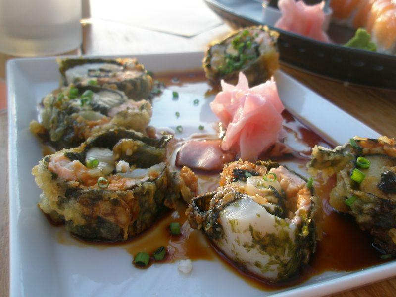 Ku De Ta sushi