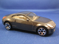 Nissan 350Z (adriano_gatilho) Tags: car toy model carrinho matchbox miniatura diecast highlydetailed sportscars1517 readyforaction23 m5317