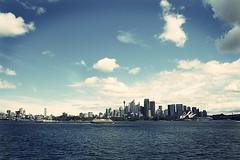 Sydney (jmgarrido.net) Tags: ocean blue sea sky sun wh