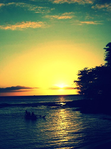 .Hawaiian Sunset