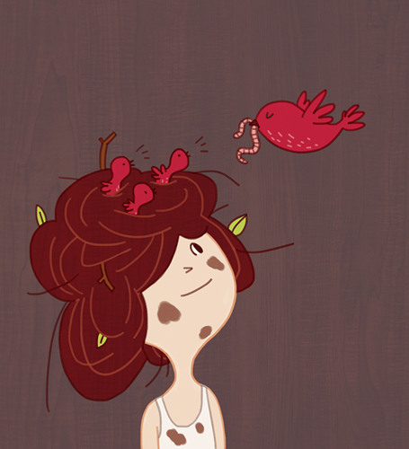 Hair Nest