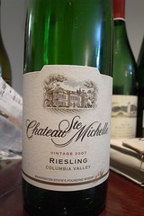 2007 Chateau Ste. Michelle Riesling