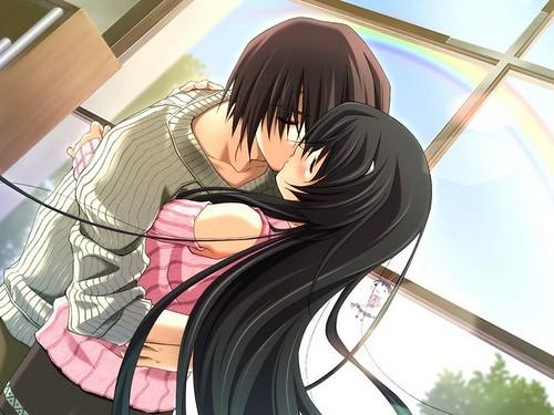 cute anime couples (Set)