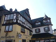 Fachwerkhaus / Timber-framed house / - (mitko_denev) Tags: house germany deutschland cochem fachwerk timberframed  typicalgerman