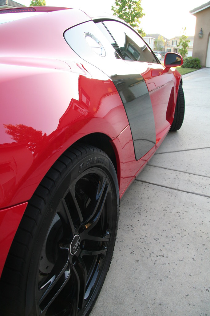 Thread Concours Finish Detailed Audi R8 Concours Finish Detailed: Audi R8