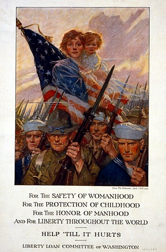 WWI_44_Womanhood