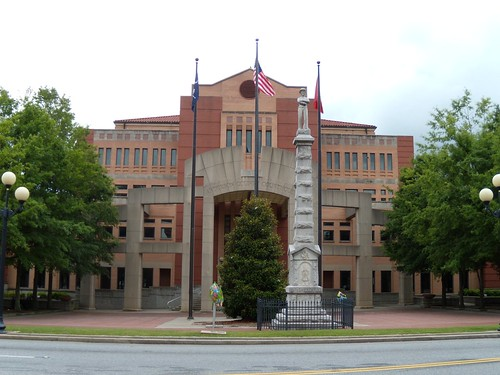 The New Courthouse