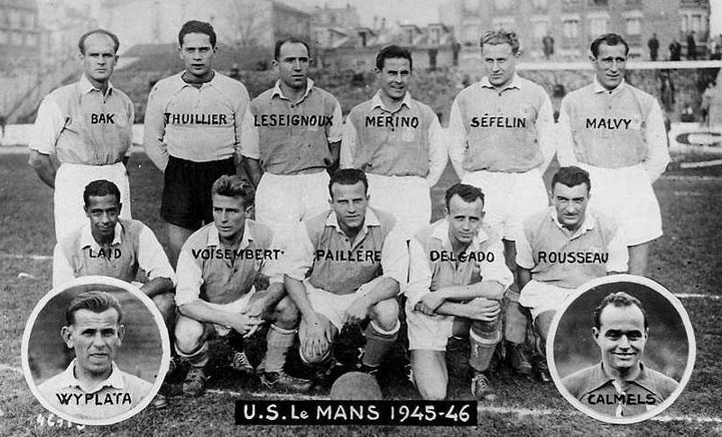 le mans 1945-46