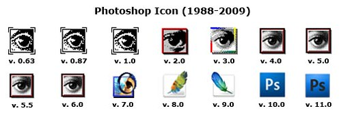 Flickr, Adobe, Photoshop, CS, Thomas and John Knoll, icon