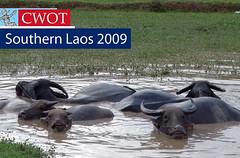 Лаос. Юг. Май 2009
