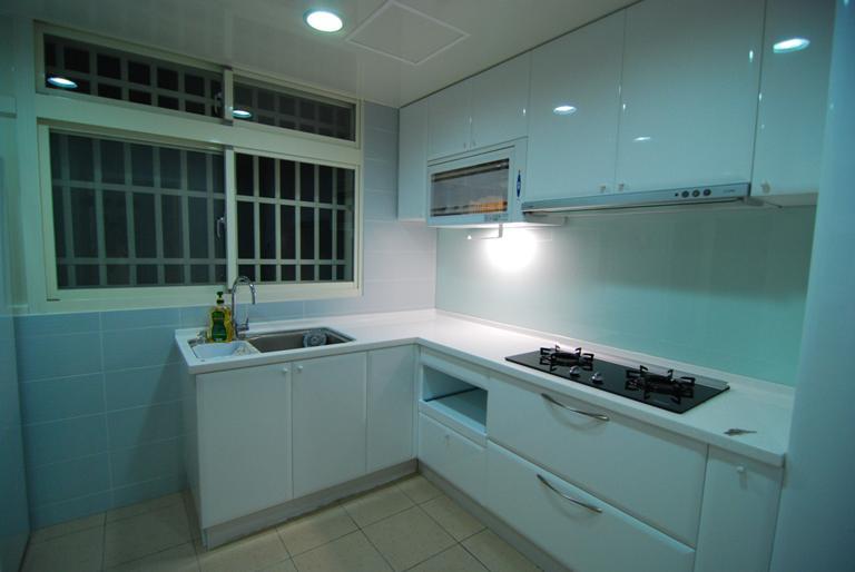 廚房-外拍