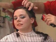 headshave - 2009-06-02_114111 (bob cut) Tags: ladies haircut sexy girl happy bald shave razor headshave