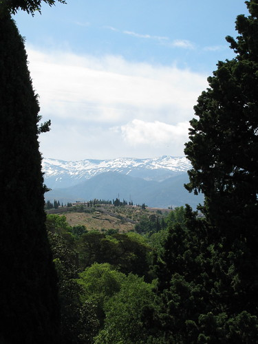 Mountains, Alhambra