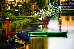 Venice canals (multisanti) Tags: california ca venice usa water boats botes la us losangeles agua canals barcas canales duelos