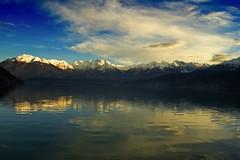 Ricordo d'inverno (Marco Venturin Photography) Tags: mountain lake color d50 lago reflex nikon colore nikond50 montagna riflesso supershot artofimages