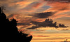 Watercolor (Coron, Palawan, Philippines) (chriscab) Tags: sunset nature clouds silhouettes lpsky