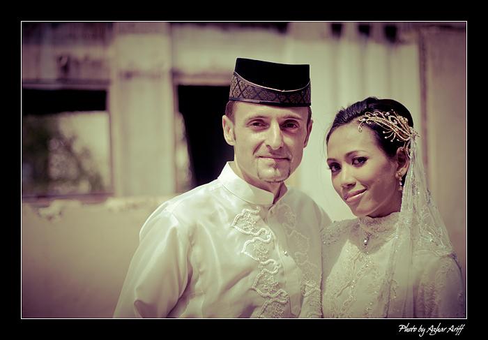 IMG: Azreen & Riccardo