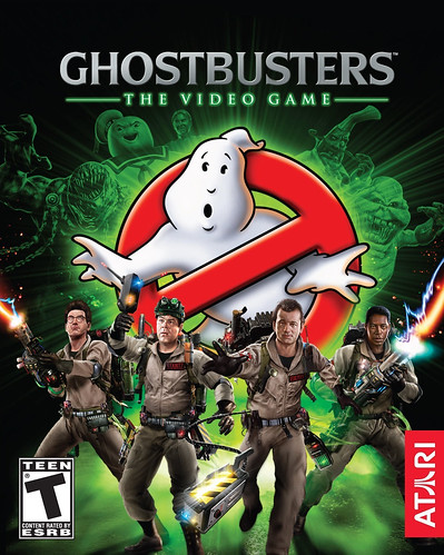 Ghostbusters is the Video Game