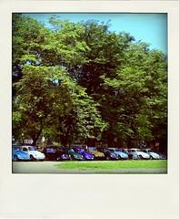 Picture-032-pola (hannahreyes) Tags: car vw volkswagen polaroid philippines hannah beetle combi reyes ghia karman fastback brazilia vwcp