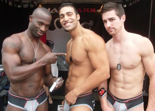 MaleMatch Boys @ L.A. Gay Pride 2009