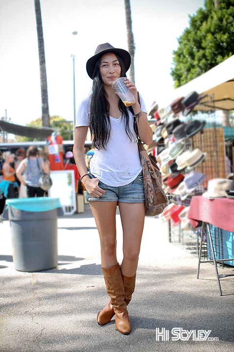 HiStyley l Melrose Trading Post Street Style #202