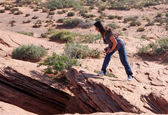 overtheedge (Kat-Star) Tags: arizona horseshoebend