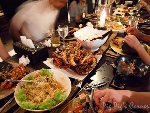 Bali Villa Ylang Ylang food 17