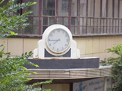 Deco Clock, Cape Town