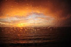 Atardecer (erlucho) Tags: chile winter sunset sol del de atardecer mar nikon via dusk invierno puesta d300