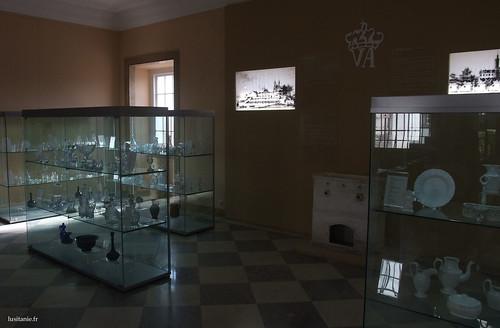 O museu foi muito bem concebido, as peças expostas estão muito bem valorizadas.