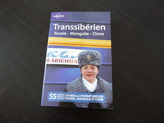 "Lonely Planet ""Transsibérien"""