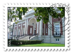 Beverly Public Library Stamp