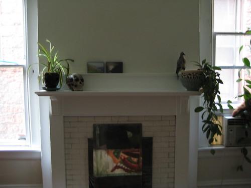 07-23 Bedroom Fireplace
