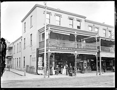 JS Robb, Cash Draper and Milliner, Corner of Hunter and [Morgan Streets], Newcastle, NSW, 20 August 1897 (Cultural Collections, University of Newcastle) Tags: shop newcastle store australia nsw milliner robb draper 1897 hunterstreet hunterst morganst morganstreet ralphsnowball snowballcollection ralphsnowballcollection asgn0681b28 jsrobb cashdraper newcastleregionnswhistorypictorialworks photographynewsouthwalesnewcastle