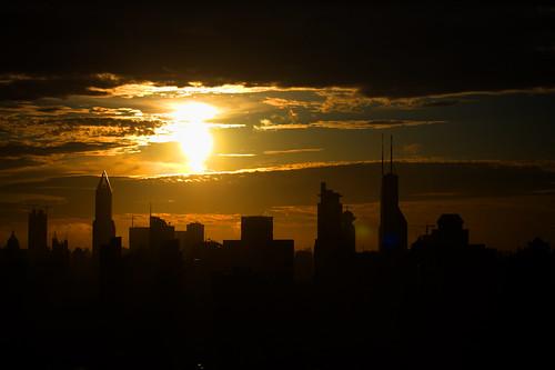 Sunset Tu.