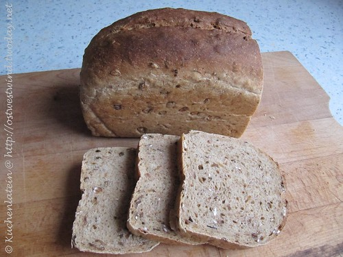 Hovis Granary malted brown bread