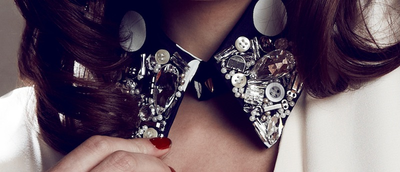 Eleven Objects Studded collars 1