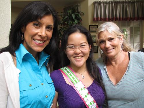 Paula, Diane & Sandy