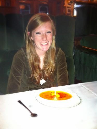 Metropolitan Grill: Graduation Dinner