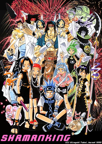 shaman king characters. All characters of Shaman King