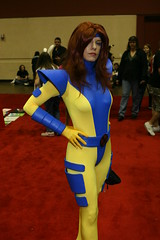 Marvel Girl/Jean Grey (Ross N.) Tags: orlando florida xmen megacon jeangrey marvelgirl megaconvention anaaesthetic