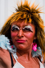 tina turner - oh my god!!!! (pulguita) Tags: flower smile fiesta flor disfraz fancy sonrisa fancydress tinaturner cecilialedesma
