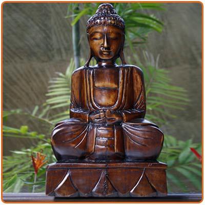 Handicraft Buddha, Garden Statues