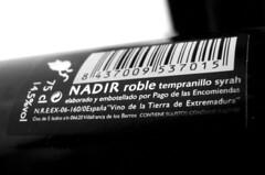 NADIR 2007 ROBLE - PAGO DE LAS ENCOMIENDAS - VINO DEL MES - MARZO ´09